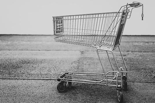 Why do customers abandon shopping carts?